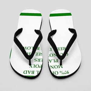 monopoly Flip Flops