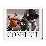 Conflict Mousepad