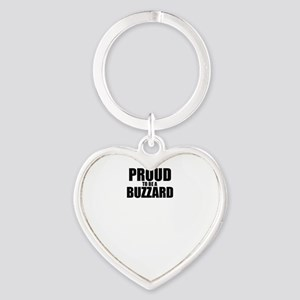 Proud to be BUZZARD Keychains