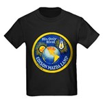 Edison Mazda Lamps Kids Dark T-Shirt