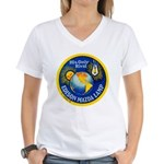Edison Mazda Lamps Women's V-Neck T-Shirt
