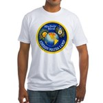 Edison Mazda Lamps Fitted T-Shirt