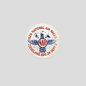 National Air Races Mini Button
