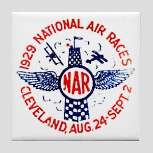 National Air Races Tile Coaster