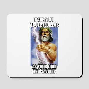Zeus Mousepad