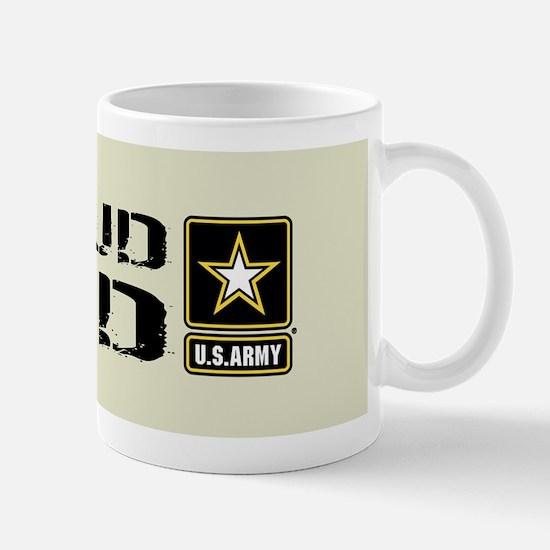 U.S. Army: Proud Dad (Sand) Mug