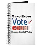 Make Every Vote Count Journal