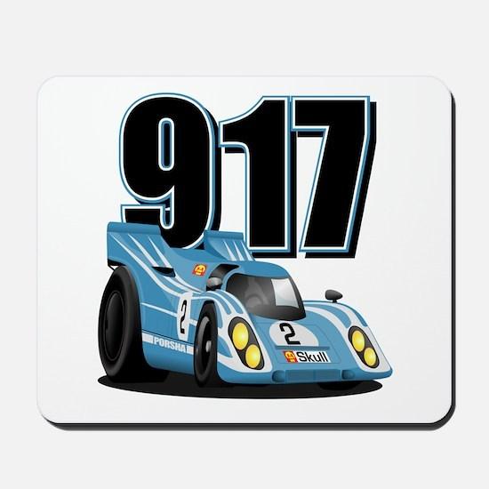 Porsha 917K Mousepad