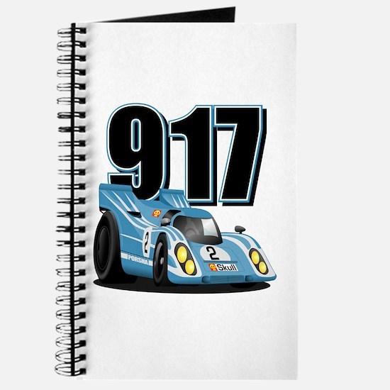 Porsha 917K Journal