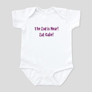 Eat Cake Infant Bodysuit