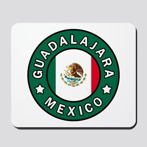 Guadalajara Mousepad