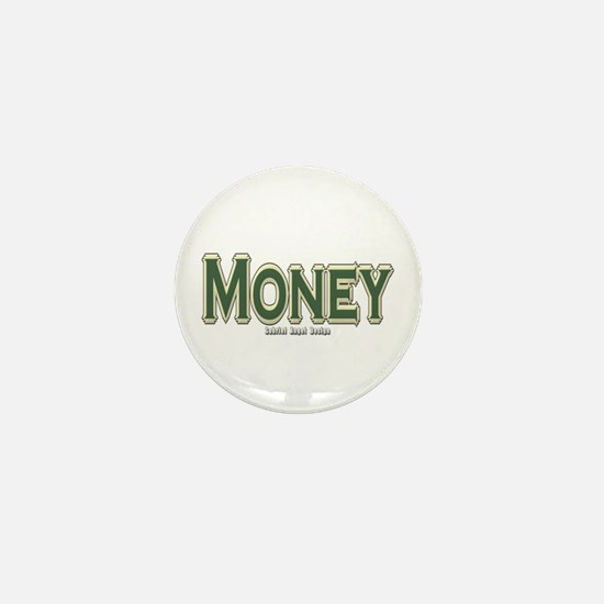Money Mini Button
