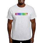 Neurodiversity University Light T-Shirt