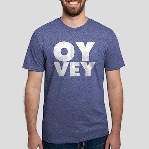 Oy Vey Mens Tri-blend T-Shirt