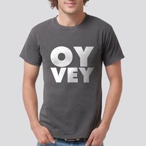 Oy Vey Mens Comfort Colors Shirt