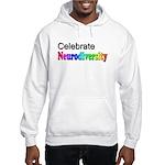 Celebrate Neurodiversity 2 Hooded Sweatshirt