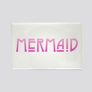 Mermaid - Pink Magnets