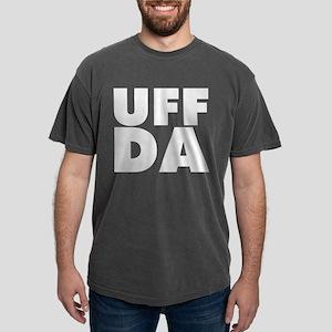 Uff Da Mens Comfort Colors Shirt