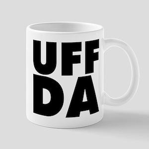 Uff Da 11 oz Ceramic Mug