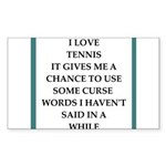 tennis Sticker