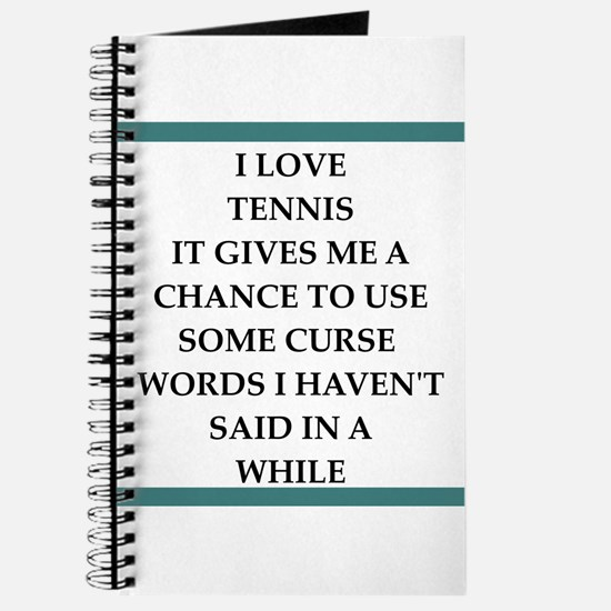 tennis Journal