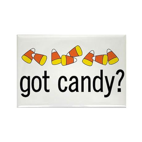 Got Candy? Rectangle Magnet