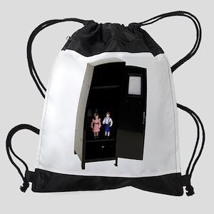 FirstDaySchool082009 Drawstring Bag
