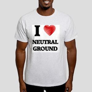 I Love Neutral Ground T-Shirt