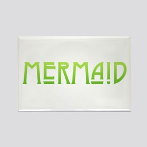 Mermaid - Green Magnets