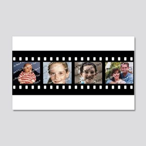 Photo Template Filmstrip Customizable Wall Decal
