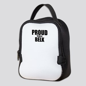 Proud to be BELK Neoprene Lunch Bag