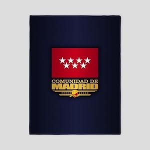 Madrid Flag Twin Duvet