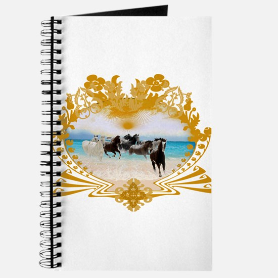 Wild Ponies Vintage Surf Journal
