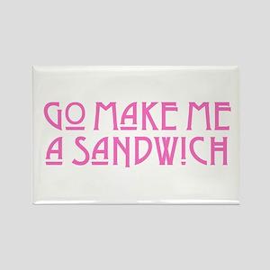 Go Make Me a Sandwich Magnets