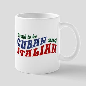 Cuban Italian Mug