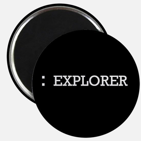 Colon Explorer - Magnet
