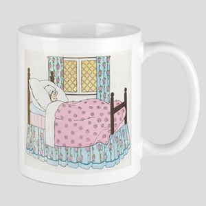 Hush_a_Bye_Mother_Goose_Illustration Mugs