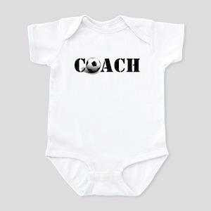 coach (soccer) Infant Bodysuit