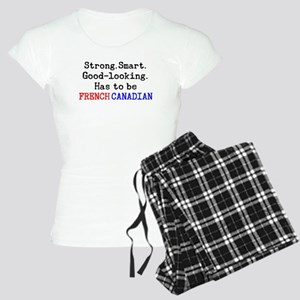 be french canadian Women's Light Pajamas