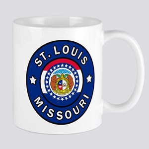 St. Louis Missouri Mugs