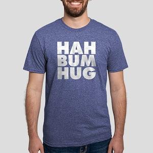 Hah Bum Hug Mens Tri-blend T-Shirt