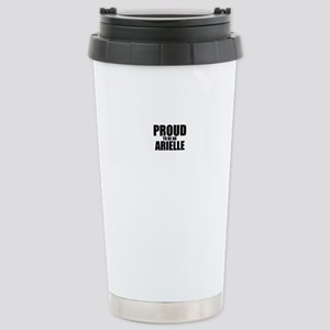 Proud to be ARIELLE Stainless Steel Travel Mug