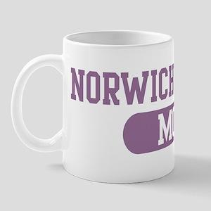 Norwich Terrier Mom Mug