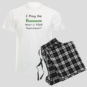 play bassoon Men's Light Pajamas