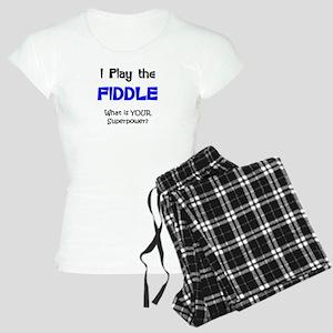 play fiddle Women's Light Pajamas