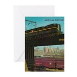PRR 1960 Cover Greeting Cards (Pk of 20)