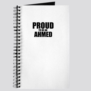 Proud to be AHMED Journal