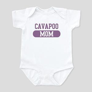 Cavapoo Mom Infant Bodysuit