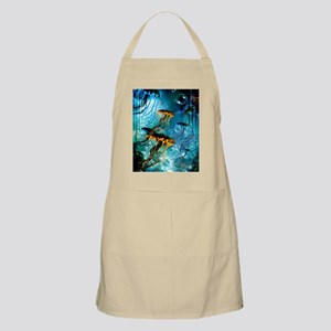 Awesome jellyfish Apron