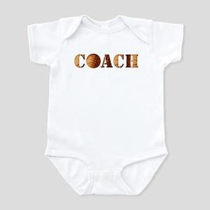 coach (basketball) Infant Bodysuit